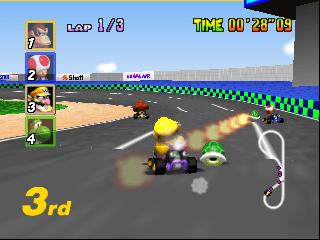 Mario Kart 64 (U)